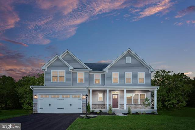 6825 Woodridge Road, NEW MARKET, MD 21774 (#MDFR259874) :: Viva the Life Properties