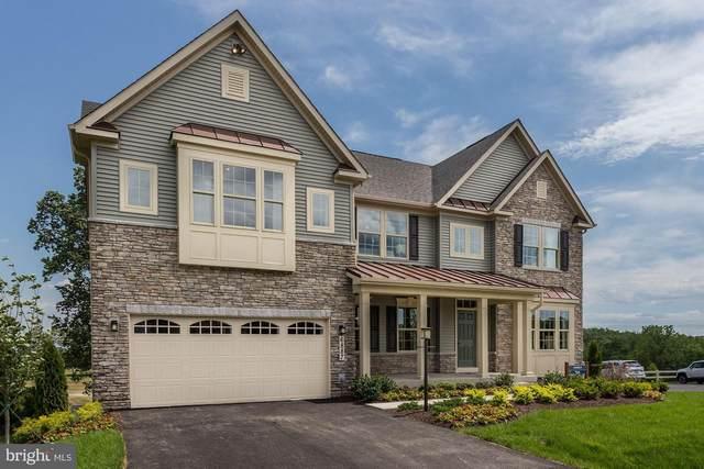 6942 Cardozo Street, NEW MARKET, MD 21774 (#MDFR259878) :: Viva the Life Properties