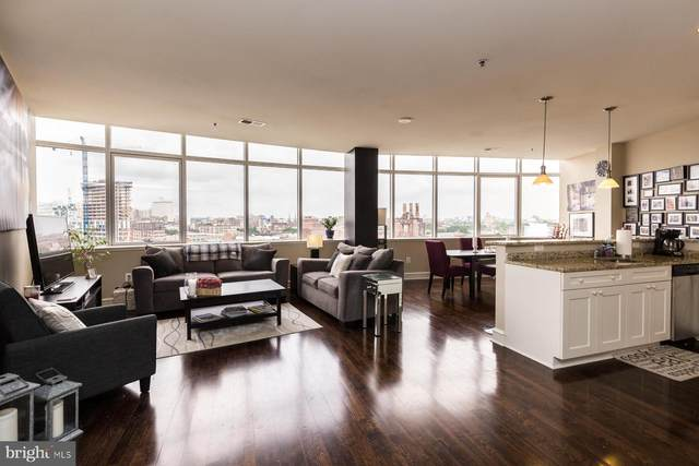 201-59 N 8TH Street #710, PHILADELPHIA, PA 19106 (#PAPH871702) :: John Smith Real Estate Group
