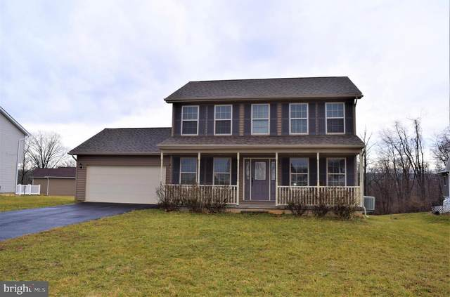 171 Shelby, INWOOD, WV 25428 (#WVBE174886) :: AJ Team Realty