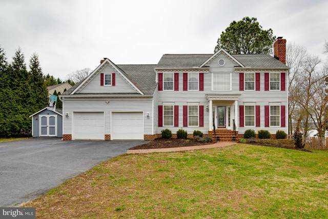 112 Indian Point Road, STAFFORD, VA 22554 (#VAST218814) :: The Licata Group/Keller Williams Realty