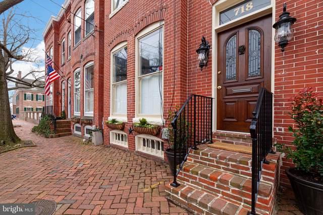 718 Queen Street, ALEXANDRIA, VA 22314 (#VAAX243532) :: John Smith Real Estate Group
