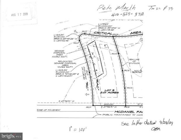 0 Mcdaniel Farm Lane, MCDANIEL, MD 21647 (#MDTA137404) :: Brandon Brittingham's Team