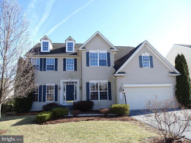 2560 Carriage Lane, DOVER, PA 17315 (#PAYK133282) :: The Joy Daniels Real Estate Group