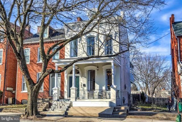 545 W Orange Street, LANCASTER, PA 17603 (#PALA158862) :: Keller Williams of Central PA East