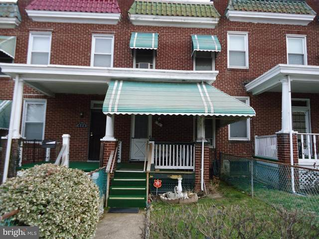 25 S Culver Street, BALTIMORE, MD 21229 (#MDBA500328) :: The MD Home Team