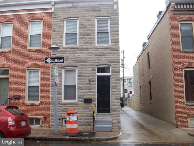 1703 Patapsco Street, BALTIMORE, MD 21230 (#MDBA500330) :: The Vashist Group