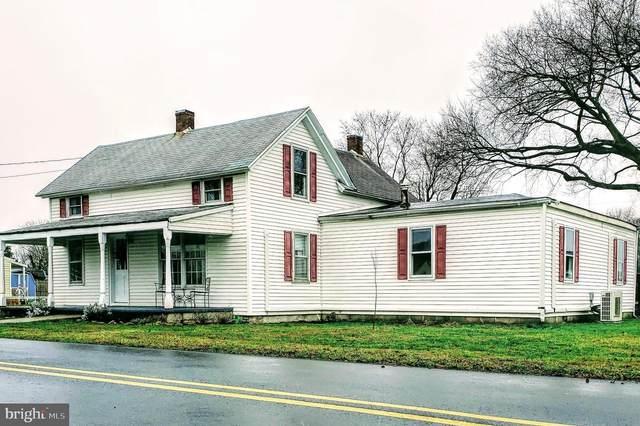 116 S 1ST Street, GREENWOOD, DE 19950 (#DESU156066) :: The Allison Stine Team