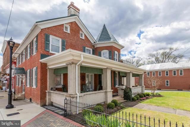 112 E King Street, STRASBURG, VA 22657 (#VASH118396) :: Radiant Home Group