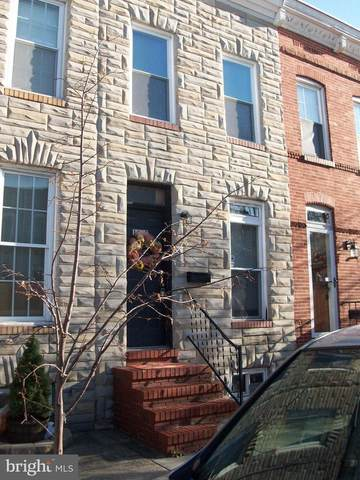 1415 Andre Street, BALTIMORE, MD 21230 (#MDBA500352) :: Advon Group