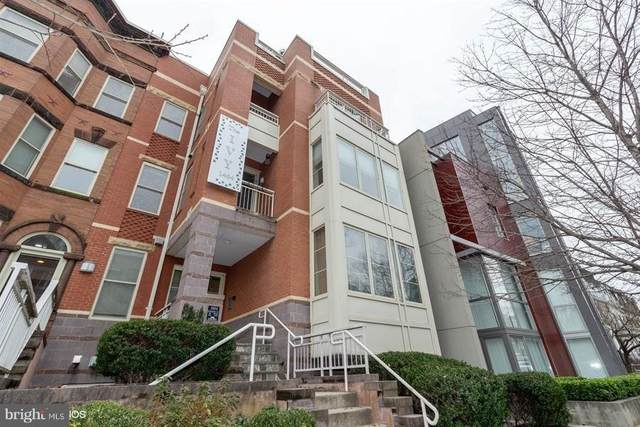 1464 Harvard Street NW #1, WASHINGTON, DC 20009 (#DCDC458602) :: Jim Bass Group of Real Estate Teams, LLC
