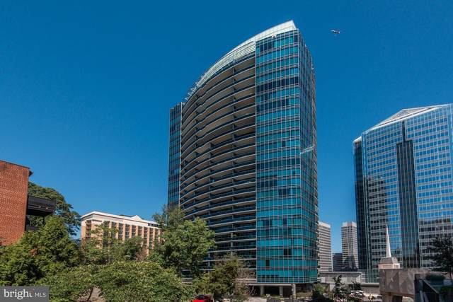 1881 N Nash Street #1211, ARLINGTON, VA 22209 (#VAAR159238) :: City Smart Living