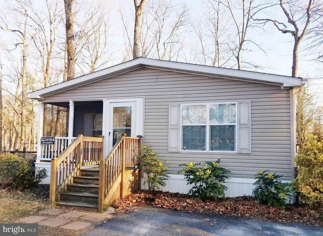 34164 Indian Cabin Creek Road #52156, MILLSBORO, DE 19966 (#DESU156072) :: Pearson Smith Realty