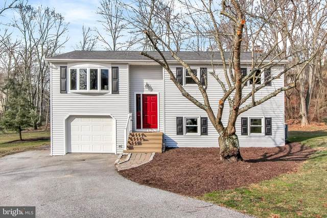 155 Mulligan Drive, ETTERS, PA 17319 (#PAYK133300) :: Iron Valley Real Estate