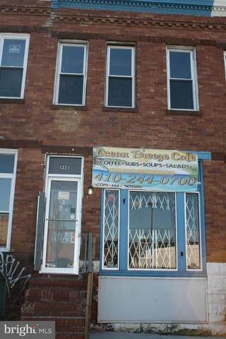 1321 E North Avenue, BALTIMORE, MD 21213 (#MDBA500360) :: Shamrock Realty Group, Inc