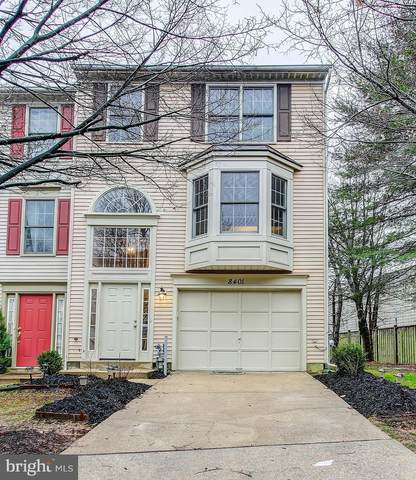 8401 Woodland Manor Drive, LAUREL, MD 20724 (#MDAA425494) :: Eng Garcia Properties, LLC