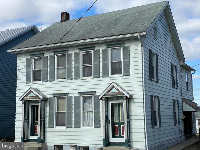 110 & 112 W Coover St Street, MECHANICSBURG, PA 17055 (#PACB121470) :: John Smith Real Estate Group