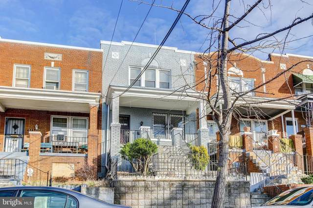 821 Delafield Place NW, WASHINGTON, DC 20011 (#DCDC458636) :: The Bob & Ronna Group
