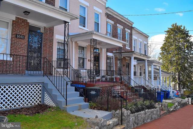 1661 U Street SE, WASHINGTON, DC 20020 (#DCDC458642) :: Homes to Heart Group