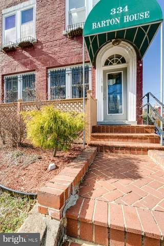 334 14TH Place NE #1, WASHINGTON, DC 20002 (#DCDC458654) :: The Gus Anthony Team