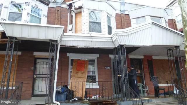 6013 Race Street, PHILADELPHIA, PA 19139 (#PAPH872026) :: Pearson Smith Realty