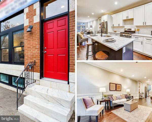 607 S Ellwood Avenue, BALTIMORE, MD 21224 (#MDBA500396) :: The Bob & Ronna Group