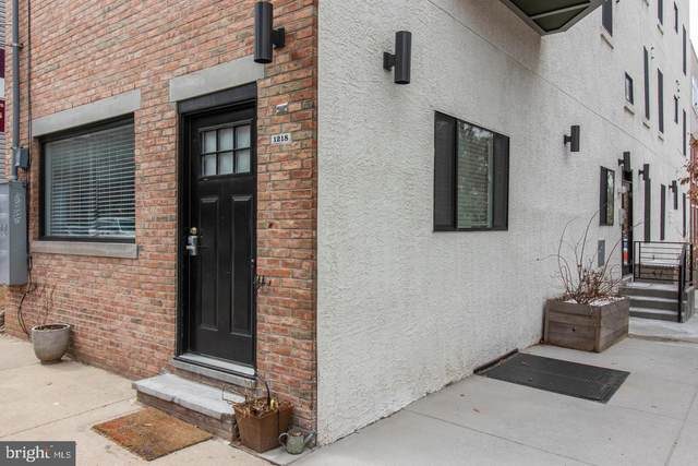 1218 N 30TH Street #1, PHILADELPHIA, PA 19121 (#PAPH872028) :: Jim Bass Group of Real Estate Teams, LLC