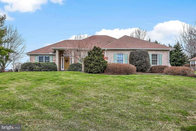 7032 Fairway Drive E, FAYETTEVILLE, PA 17222 (#PAFL171264) :: The Heather Neidlinger Team With Berkshire Hathaway HomeServices Homesale Realty