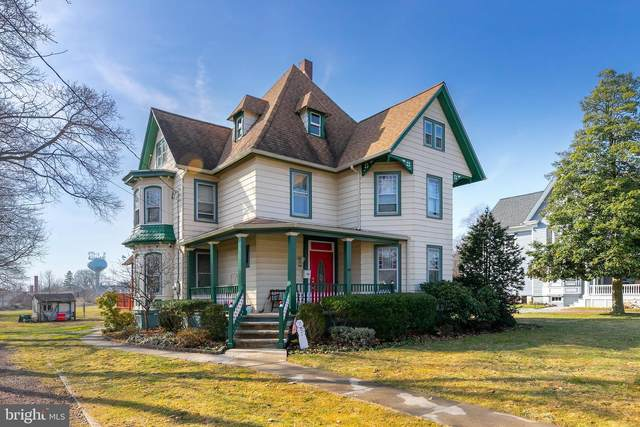 29 E Grant Street, WOODSTOWN, NJ 08098 (MLS #NJSA137272) :: The Dekanski Home Selling Team