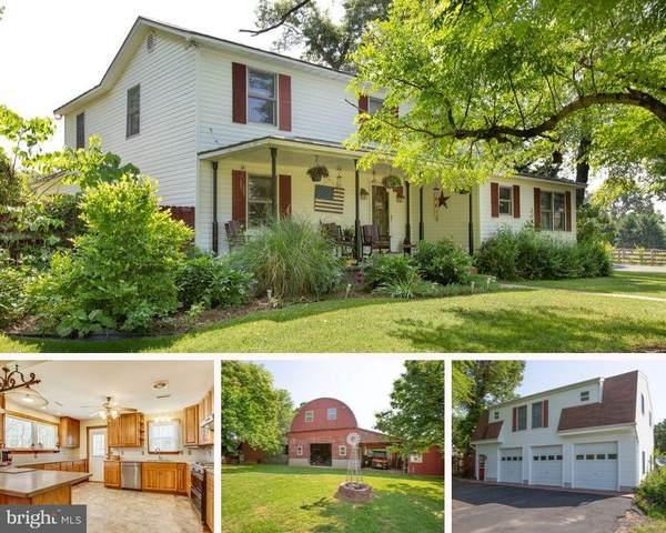 10455 Whisper Farm Lane, LOCUST GROVE, VA 22508 (#VAOR135908) :: RE/MAX Cornerstone Realty
