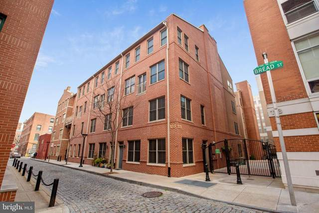 133 N Bread Street H1, PHILADELPHIA, PA 19106 (#PAPH872060) :: John Smith Real Estate Group