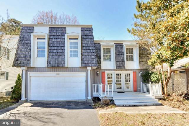 320 Stockley Street, REHOBOTH BEACH, DE 19971 (#DESU156122) :: CoastLine Realty