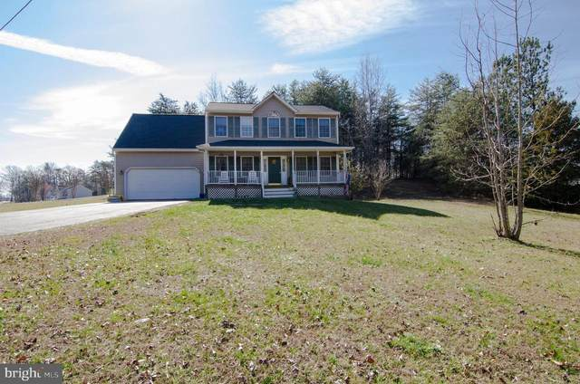 1284 Forest Ridge Drive, KING GEORGE, VA 22485 (#VAKG119034) :: Great Falls Great Homes