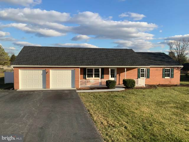 132 Larian Drive, BUNKER HILL, WV 25413 (#WVBE174912) :: AJ Team Realty