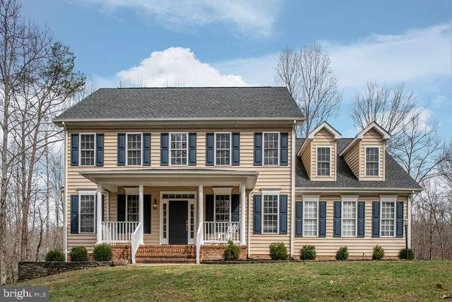 13211 Chandler Court, FREDERICKSBURG, VA 22407 (#VASP219574) :: Gail Nyman Group