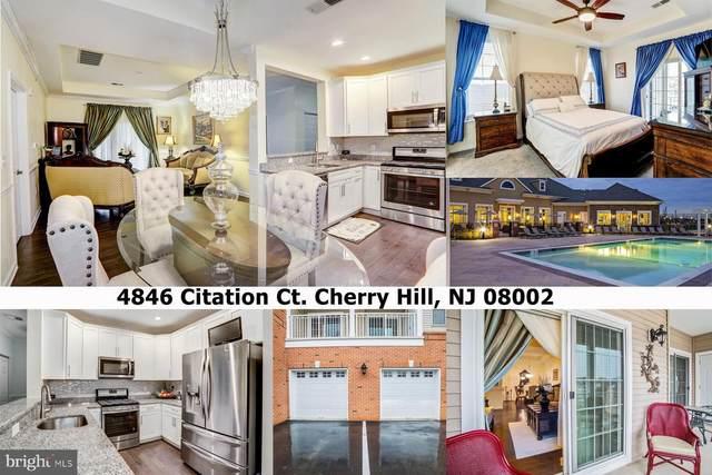 4846 Citation Court, CHERRY HILL, NJ 08002 (MLS #NJCD387208) :: Jersey Coastal Realty Group