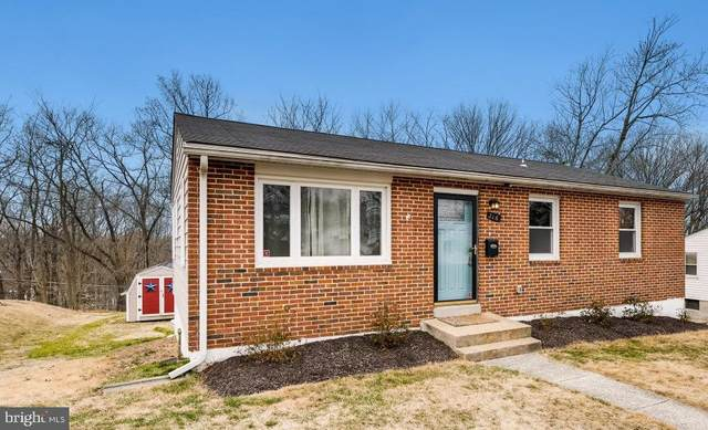 216 Stonewall Road, CATONSVILLE, MD 21228 (#MDBC485464) :: The Miller Team