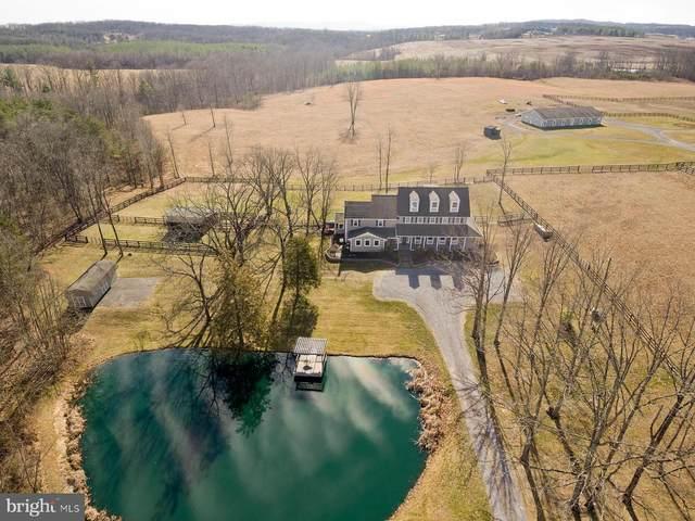 526 Middle Fork Road, CROSS JUNCTION, VA 22625 (#VAFV155724) :: The Licata Group/Keller Williams Realty