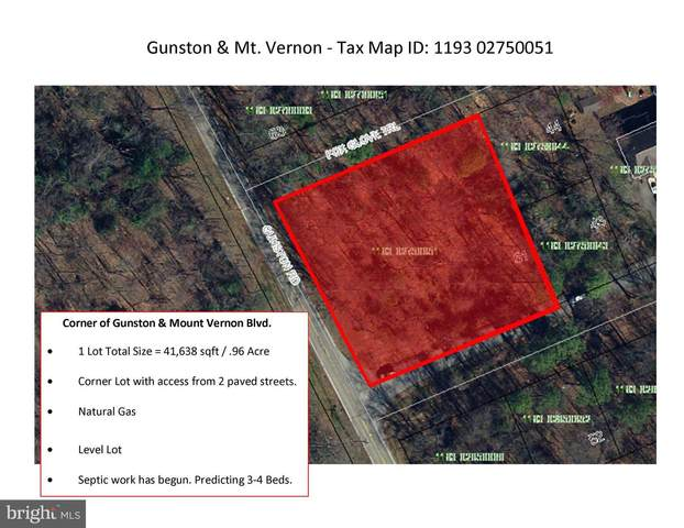 Gunston Road & Mount Vernon Blvd, LORTON, VA 22079 (#VAFX1111446) :: RE/MAX Cornerstone Realty