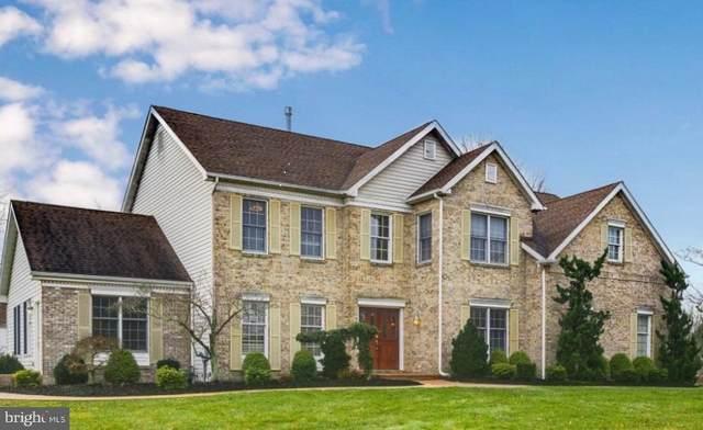 549 Village Rd W W, PRINCETON JUNCTION, NJ 08550 (#NJME291792) :: Erik Hoferer & Associates