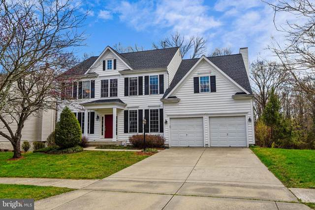 12224 Summer Sky Path, CLARKSVILLE, MD 21029 (#MDHW275482) :: The Miller Team