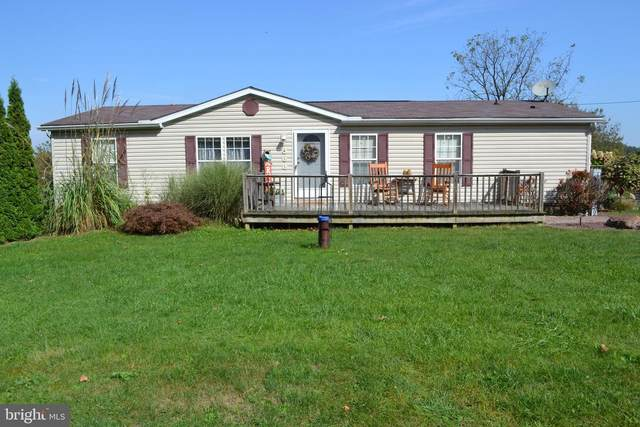411 Hill Rd, ROBESONIA, PA 19551 (#PABK354314) :: Bob Lucido Team of Keller Williams Integrity