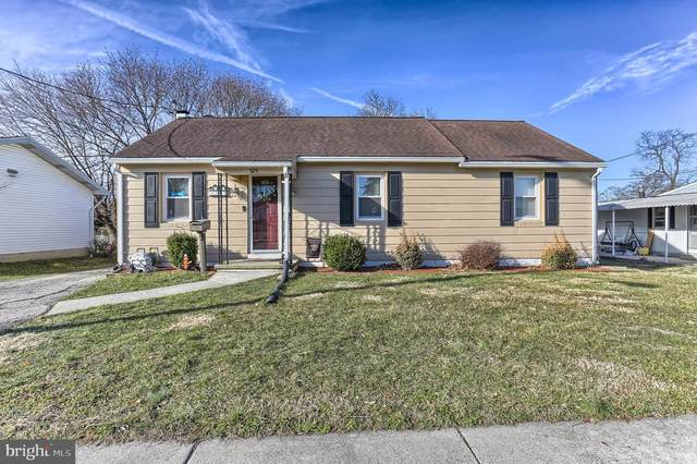 525 S High Street, HANOVER, PA 17331 (#PAYK133358) :: Liz Hamberger Real Estate Team of KW Keystone Realty