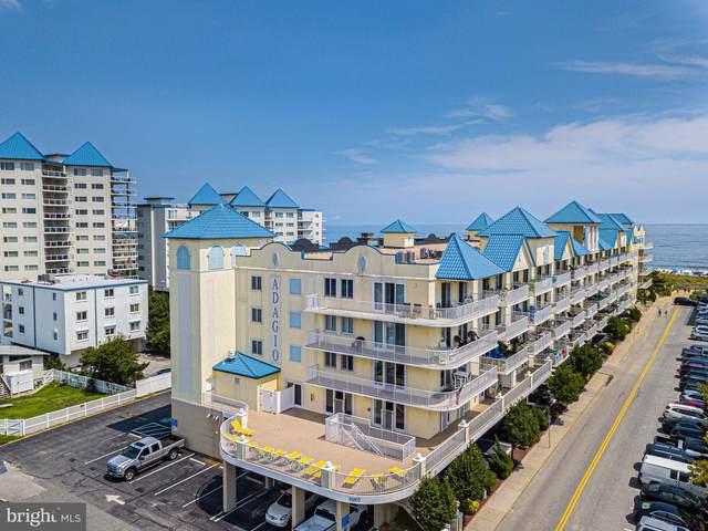 5901 Atlantic Avenue #209, OCEAN CITY, MD 21842 (#MDWO112150) :: Atlantic Shores Realty