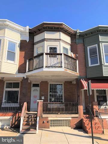 637 S Conkling Street, BALTIMORE, MD 21224 (#MDBA500432) :: The Bob & Ronna Group