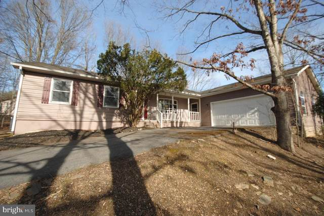 304 Lakeview Drive, CROSS JUNCTION, VA 22625 (#VAFV155726) :: Pearson Smith Realty
