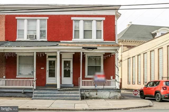 122 N 17TH Street, HARRISBURG, PA 17103 (#PADA119230) :: The Joy Daniels Real Estate Group