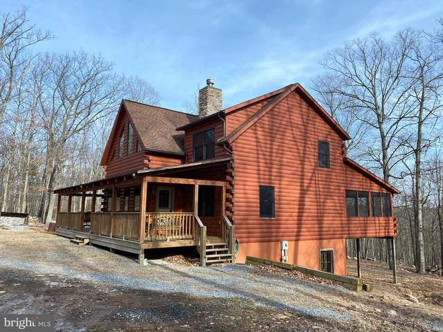 456 Parkside Terrace, BERKELEY SPRINGS, WV 25411 (#WVMO116498) :: Bruce & Tanya and Associates