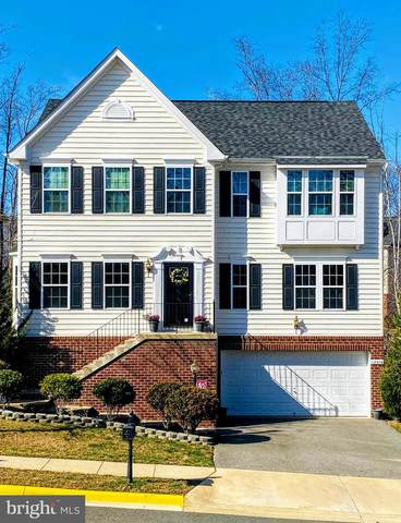 12616 Aubrey Glen Terrace, WOODBRIDGE, VA 22192 (#VAPW487696) :: Shamrock Realty Group, Inc