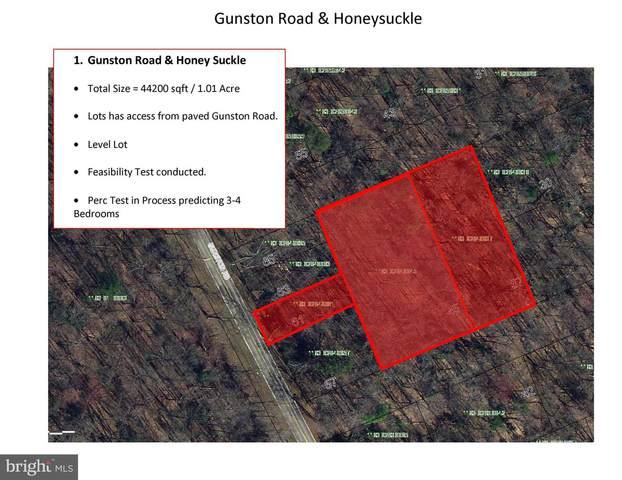 Gunston Road & Honey Suckle Lane, LORTON, VA 22079 (#VAFX1111488) :: Scott Kompa Group